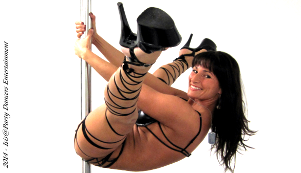 Erotic stripper